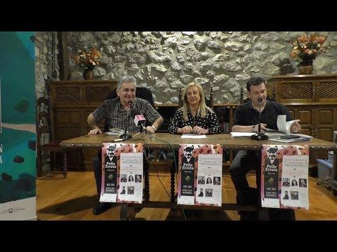 Solasaldi Musikatua Pello Errota eta Mikaela  Elizegi zendu zireneko 100. urteurrenean