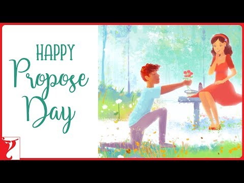 Happy Propose Day #Valentines2019