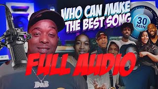 Who Can Make The Best Song In 30 Minutes