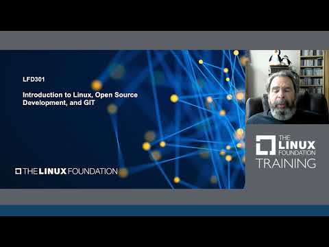 Introduction to Linux, Open Source Development, and Git Training Course from The Linux Foundation
