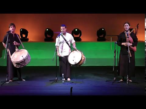 Velha Gaiteira - VELHA GAITEIRA - Velha a Fiar + Repasseado + Antigo Baile Agarrado @ Sounds of Eurasia (Ulan-Ude)