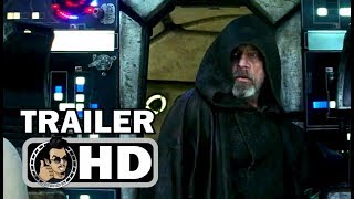 STAR WARS: THE LAST JEDI Official Trailer #3 - Awake (2017) Sci-Fi Action Movie HD