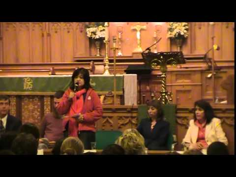 Ward 32 Debate - Oct. 7, 2014 - PART 2