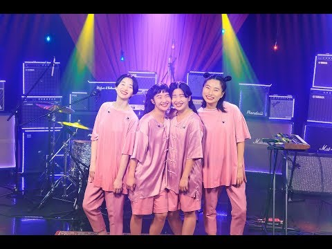 CHAI - YouTube Music Sessions メイキング (Behind The Scene)