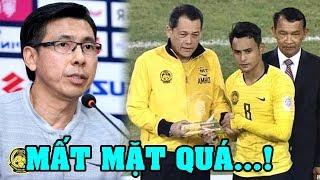 Với 2 Thẻ Đỏ 17 Vàng Và 124 Lần Ph,ạ,m L,ỗ,i Nhưng Đội Tuyển Malaysia Vẫn Nhận Giải 'Fair Play'