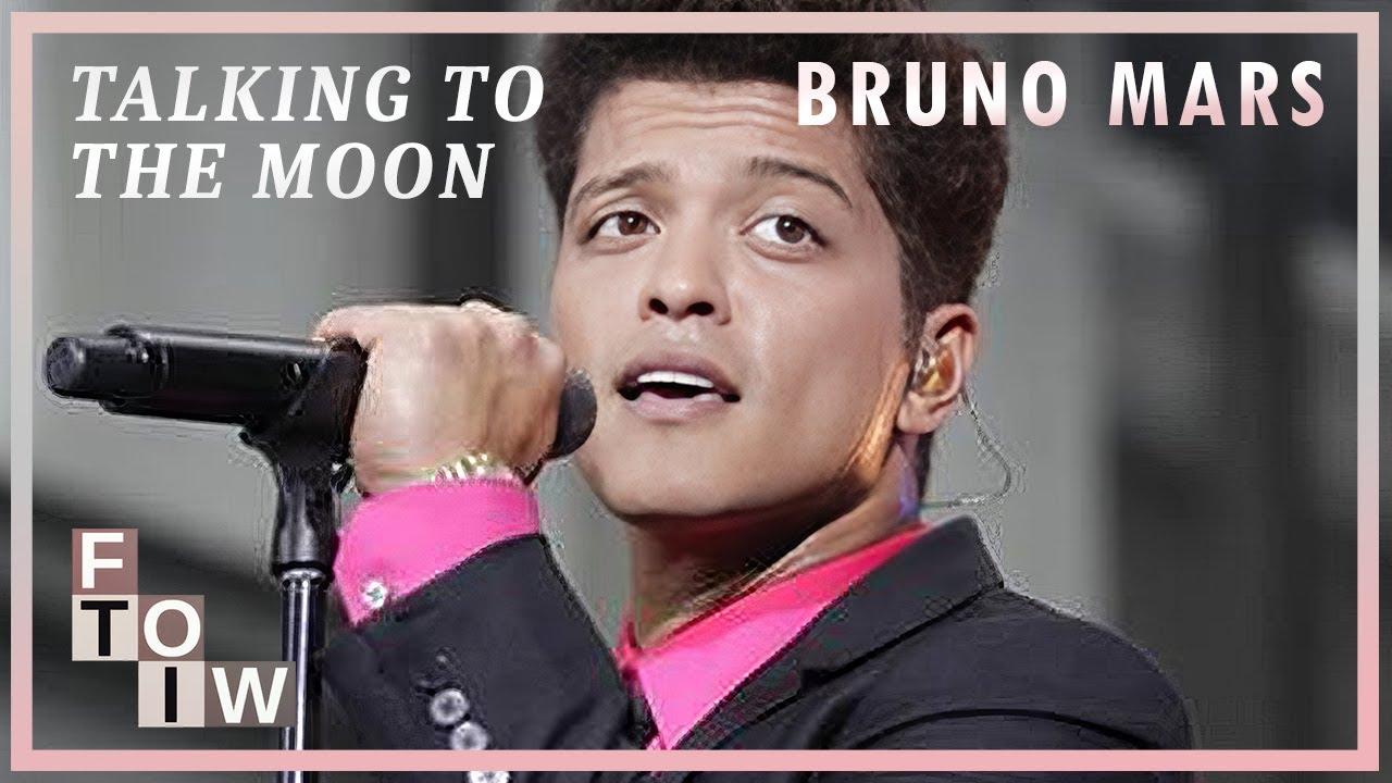 Talking To The Moon - Bruno Mars Lyrics - YouTube