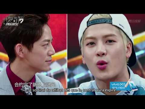 Jackson (GOT7) - GO FRIDGE | S1 - EP1 FULL (VOSTFR)