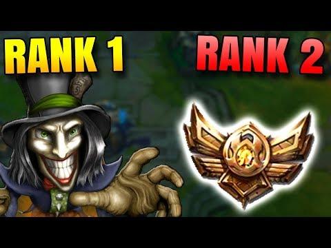 RANK 1 & RANK 2 SHACO SPECTATE BRONZE 5 SHACO