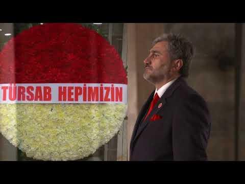 Türsab Hepimizin, Anıtkabir Ziyareti.