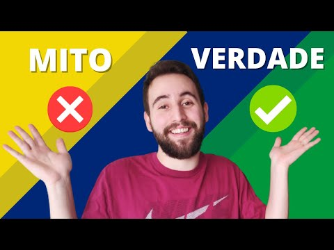 Mitos e verdades sobre aprender português   Vou Aprender Português
