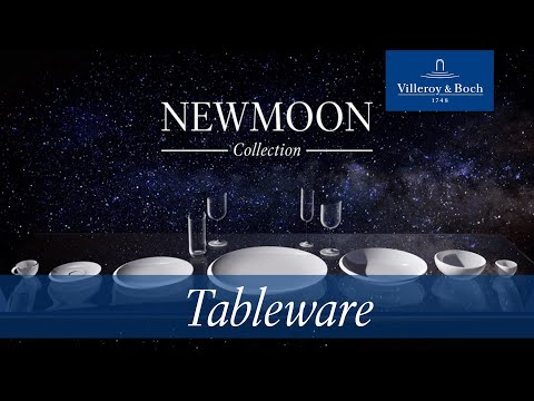 NewMoon Collection – inspired by the moon I Villeroy & Boch