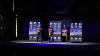 Blue Man Group - iPhone (Milano 2017)