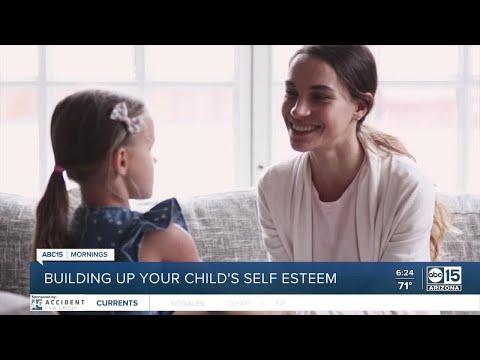 The BULLetin Board: Building your child's self esteem
