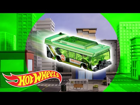 @Hot Wheels    The ULTIMATE Clean-Up Operation 🚛   HW METRO™ in Do Your Part