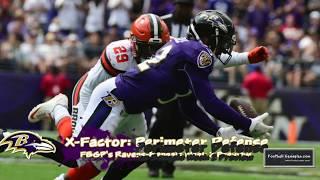 FBGP's 2018 NFL Week 2 Preview - Ravens vs Bengals