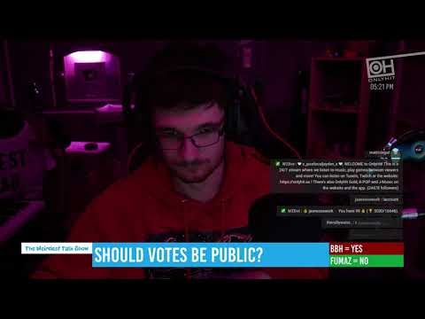 """Should voting be public?""- Episode 38 - BadBoyHalo & Fumaz"