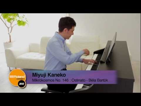 HP500-series Digital Piano Overview