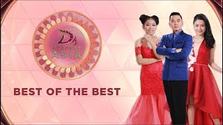Best of The Best TOP 3 - D'Academy Asia 4 - Siapa Juaranya?