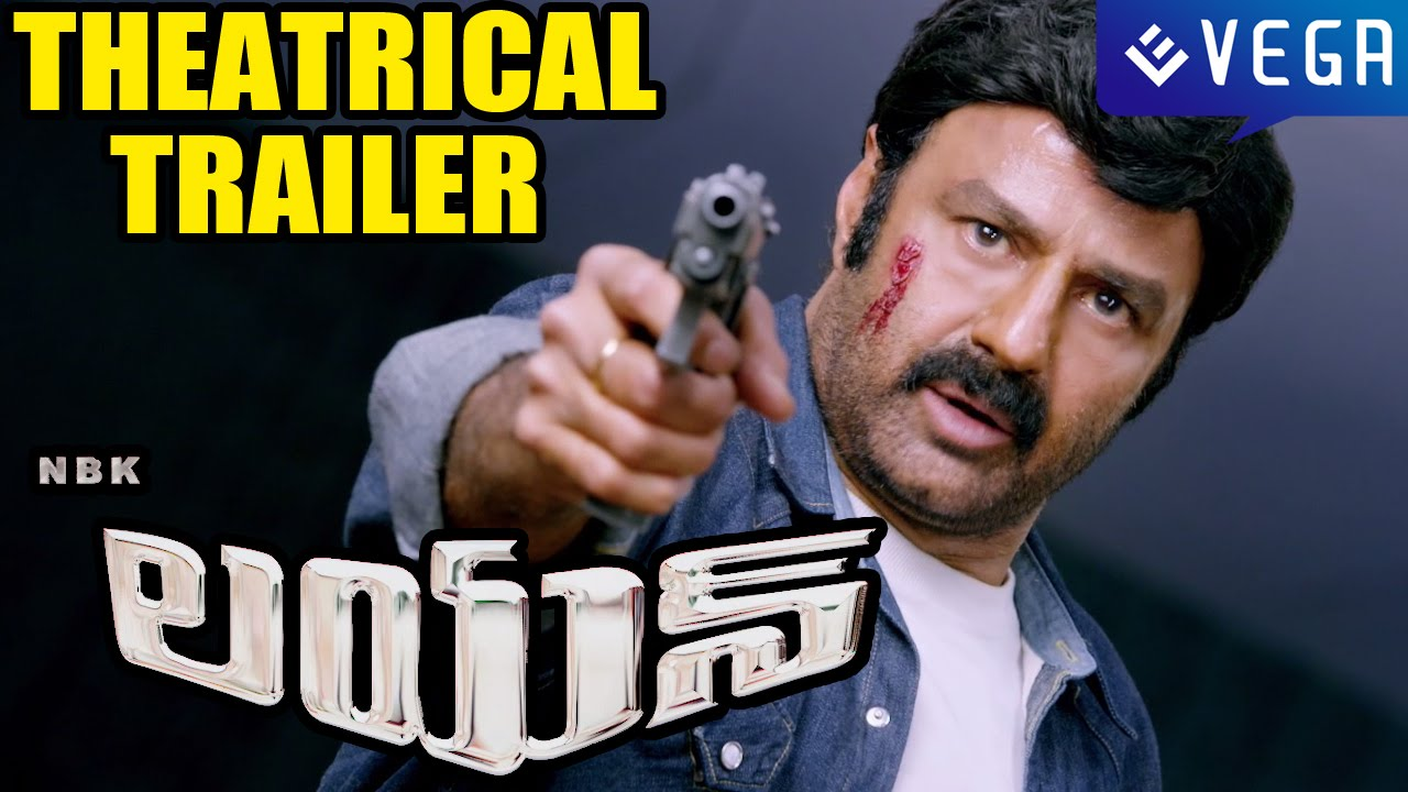 Lion Movie Theatrical Trailer : Balakrishna, Trisha, Radhika Apte