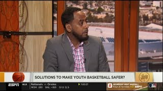 The Jump 7/17/2019 | Amin Elhassan APPALLED What led to deep dive into youth basketball?