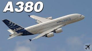 L'A380, UN AVION INCROYABLE