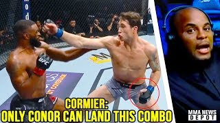 DC: Till lost because he attempted a move that only Conor can do;Nick Diaz on UFC 228;Colby on Tyron