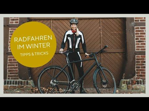Mit dem Fahrrad durch den Winter | Tipps & Tricks