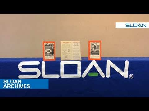 Inside the Sloan Archives - Episode 7
