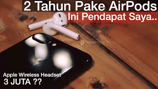 Review Airpods 2018 : Layak Untuk Dibeli ?? ( Wireless Apple Headset ) - Indonesia