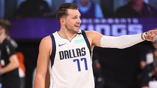Luka Doncic Triple Double 34-20-12! 2020 NBA Restart
