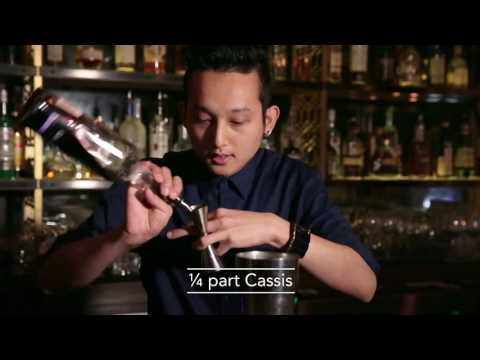 Best Bartender cocktail at Catalunya by Eshka 'Ezac' Gurung