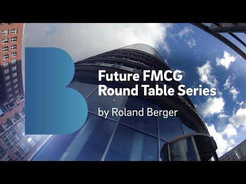 Future FMCG Round Table, Hamburg