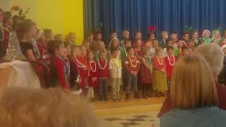 Alyssa's 1st grade program(3)