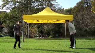 Valken Tent (steel frame) 10`x10`