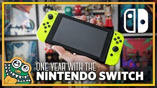 Nintendo Switch - Year in Review - Update