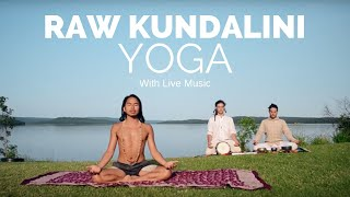 Raw Kundalini Yoga Video with Yogi Emmanuelle