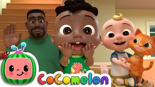 Cody's Moving Day Song | CoComelon Nursery Rhymes & Kids Songs