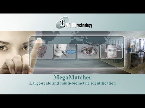 Neurotechnology Releases New MegaMatcher 10 Multi-Biometric Product Line