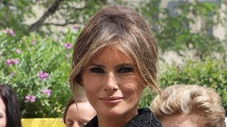 Melania Trump Has A BODY Double?! Here's Why Twitter Thinks So