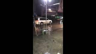 الأمطار في بغداد العراق     -