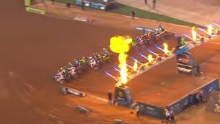 Supercross Round #14 250SX Highlights | Atlanta, GA, Atlanta Motor Speedway | April 13, 2021