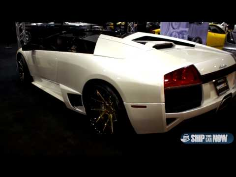 2013 Dub Auto Show NYC - Ship Your Car Now