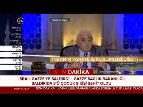 Türkiye'de Ramazan – 10 05 2021
