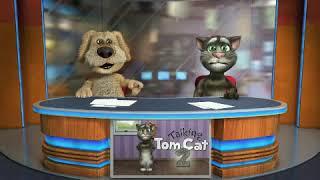 Tom & Ben News Lá Lá Lá i Love You - the Gummy Bear parte 2