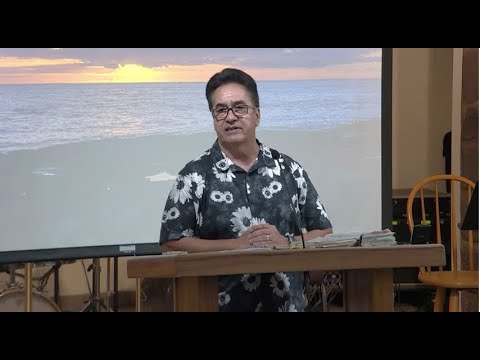 """18 July 2021 CCWO's Sunday Message - """"Not A Good Night!"""" (John 18:12-24) Pastor Charles Couch Jr"""
