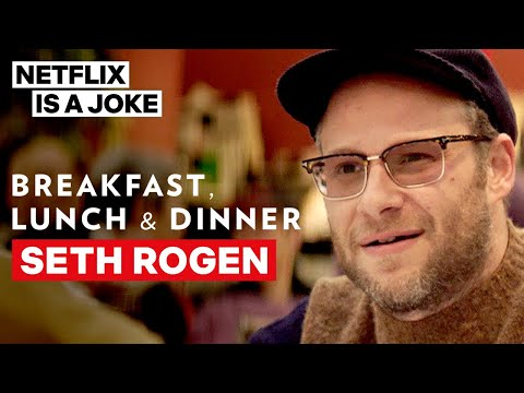 Seth Rogen and David Chang Smoke Weed and Eat Vancouver's Best Food | Netflix Is A Joke