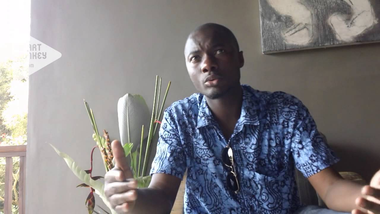Poet Thando Sibanda discusses arts and outreach in Zimbabwe