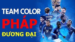 FIFA Online 4 | Đá thử Team Color Pháp và Mbappé TOTY20
