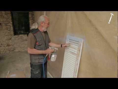 R nover un portail rouill bricolage avec robert musica - Peindre grille rouillee ...