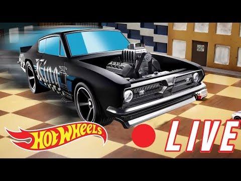 🔴 LIVE: MONSTER TRUCKS MAYHEM! | Monster Trucks Island | Hot Wheels